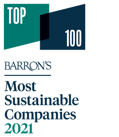 Barron's Most Sustainable 2021
