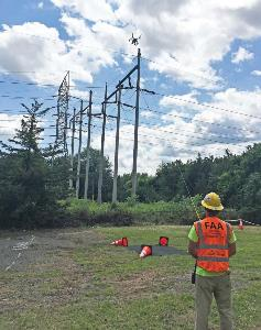 Drone Inspections of Electric Lines | Eversource