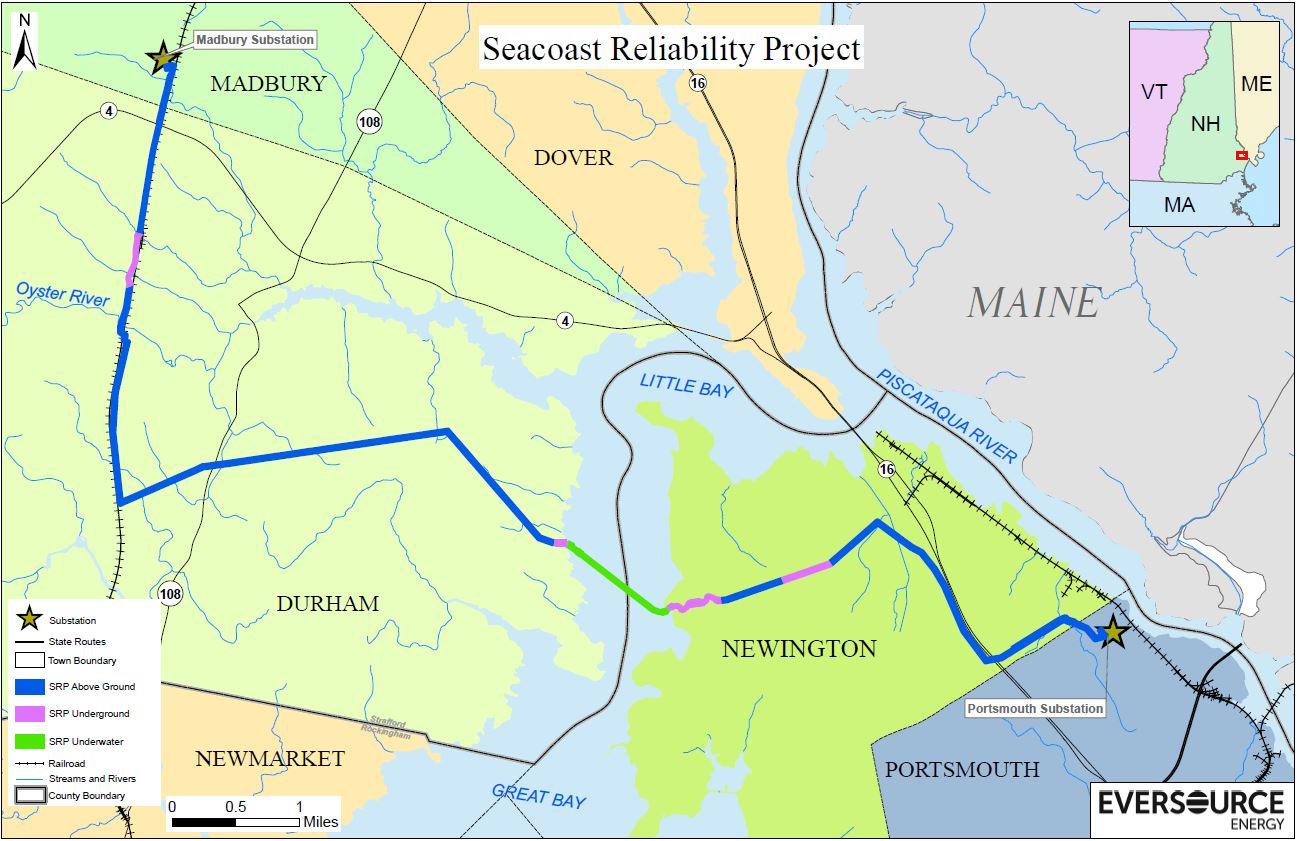 Eversource Seacoast Reliability Project