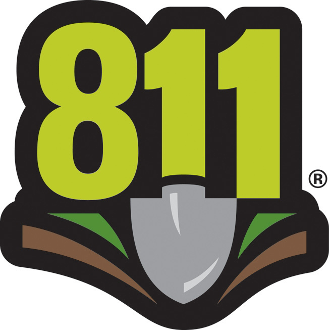 Call 811 before you dig!