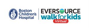 Logo for Eversource's Virtual Walk for Boston Children's Hospital