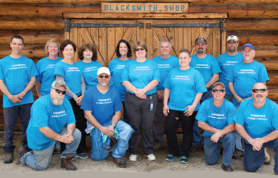 blacksmith-volunteers