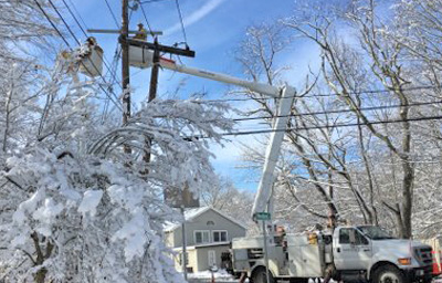 NH Business Power Outage | NH Power Outage Map | Eversource